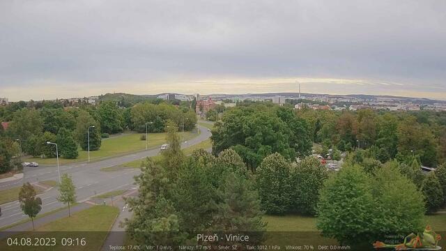 Plzeň-Vinice - Brněnská